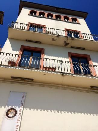 Vasto, Casa di Gabriele Rossetti, agosto 2014