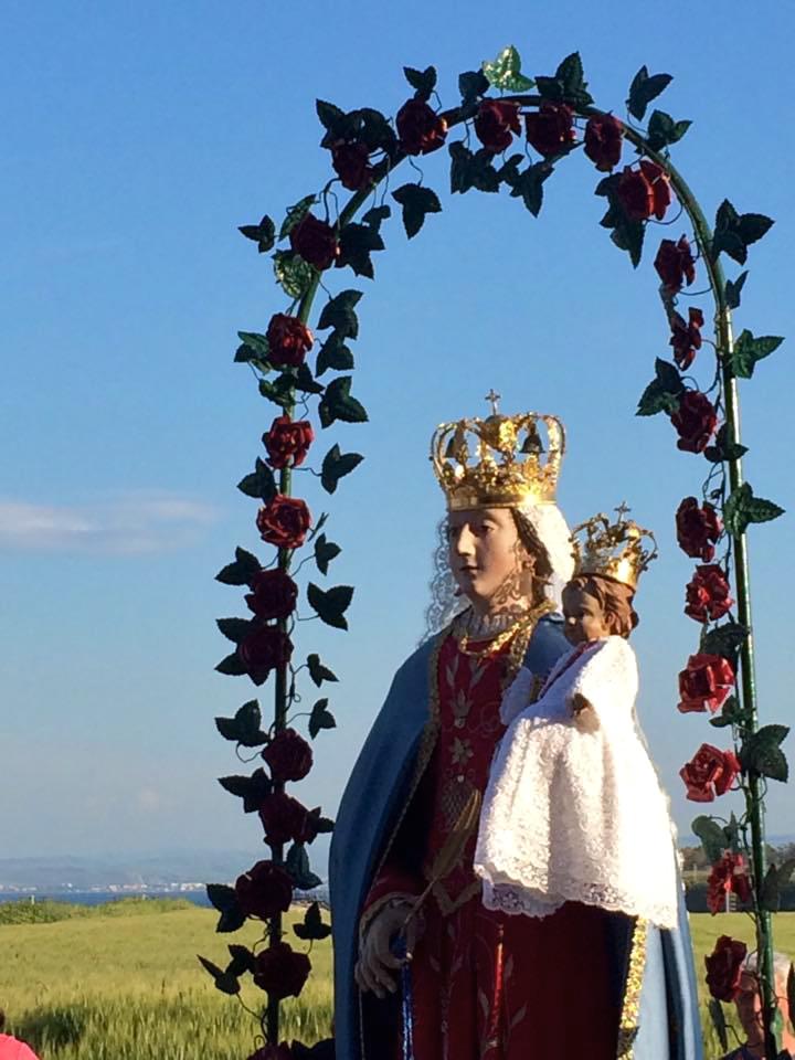 Madonna di Punta Penna, maggio 2015