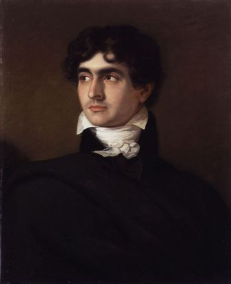 John Polidori, National Portrait Gallery, Londra