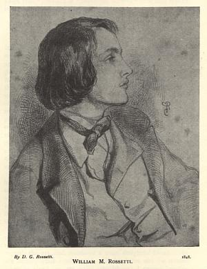 By D. G. Rossetti. 1848.