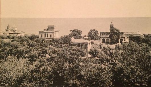 Convento Michetti, primi '900 -collezione privata-