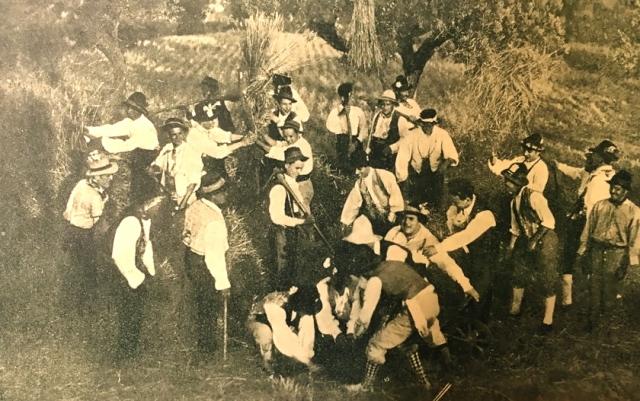 Ortona, coro di Maggiolata, collezione privata