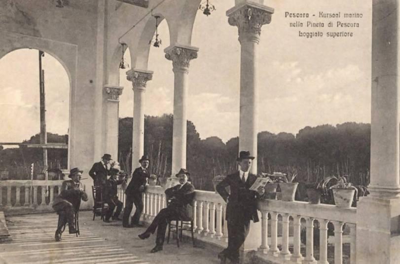 Il Kursaal , Pescara 1910