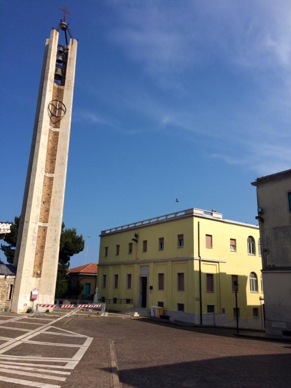 L'Istituto delle Suore, F.Padovano, come si presenta oggi. Marzo 2015