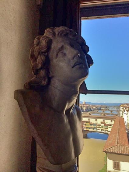 Firenze, Galleria degli Uffizi - marzo 2015