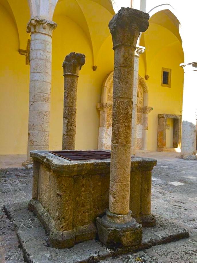 Castello di Celano, giugno 2015