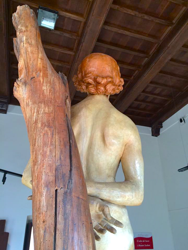 Silvestro dell'Aquila, San Sebastiano, 1478