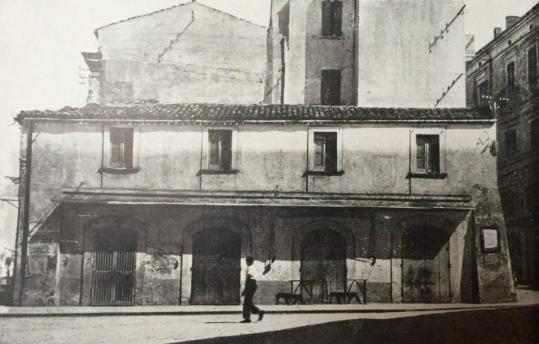 Ortona, casa natale di F.P.Tosti (2)