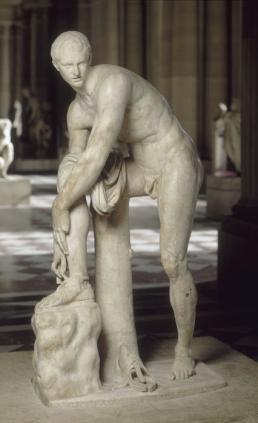Ermes, Museo del Louvre 2009