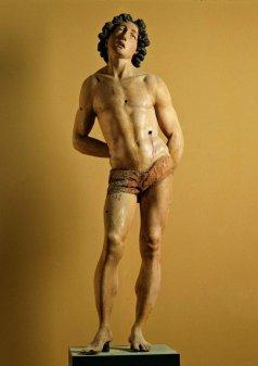 San Sebastiano, Saturnino Gatti - foto ufficiale della Mostra a Parigi