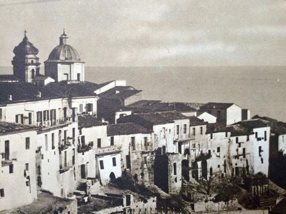 Francavilla, inizio '900, antico santuario.