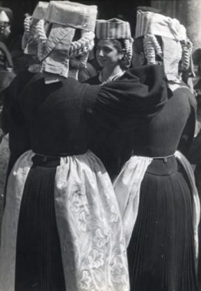Hilde Lotz-Bauer, Scanno 1930