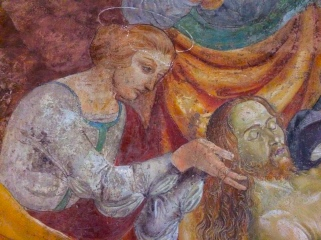 Saturnino Gatti, Deposizione, San Panfilo - Tornimparte, giugno 2015