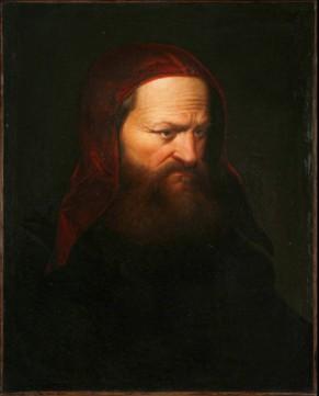 Benvenuto Cellini, autoritratto, 1555-65
