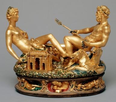 La saliera di Francesco I – Vienna Kunsthistorisches Museum