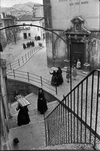 Henri Cartier Bresson, Scanno 1951