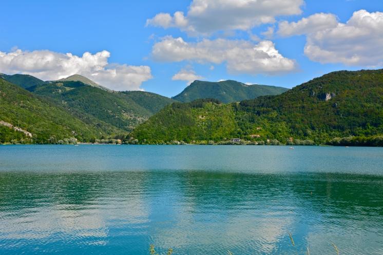 Lago di Scanno, giugno 2015