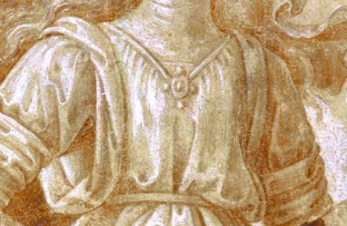 Musa della Roccia, concessione Royal Library Windsor