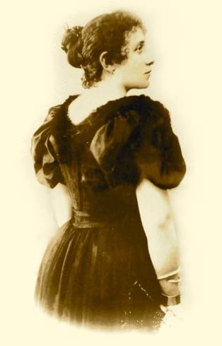 Donna Ernestina Ciavolich, concessione Famiglia Ciavolich