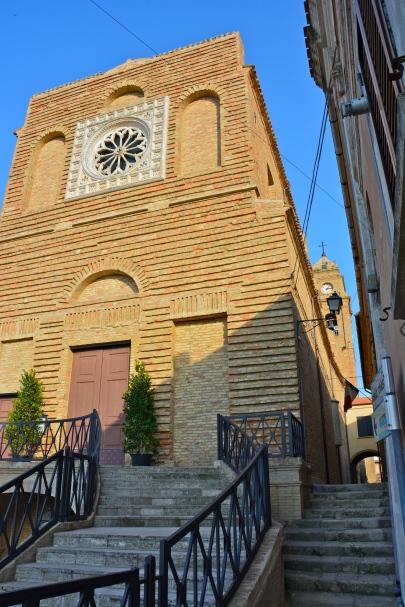 Miglianico, Santuario di San Pantaleone, luglio 2015