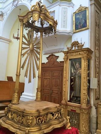 Miglianico, Chiesa di San Pantaleone, luglio 2015