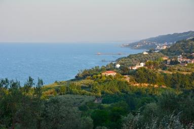 Costa dei Trabocchi, San Vito Marina, luglio 2015