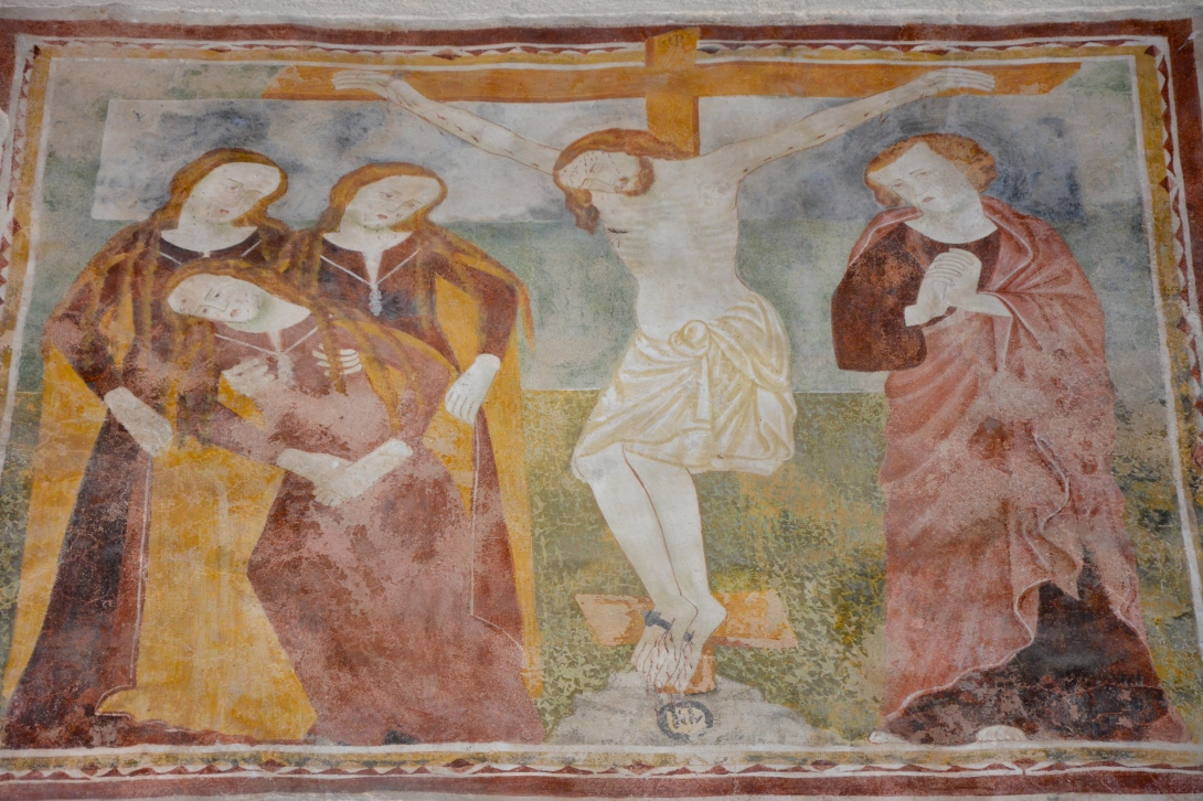 Santa Maria in Valle - affresco - agosto 2015
