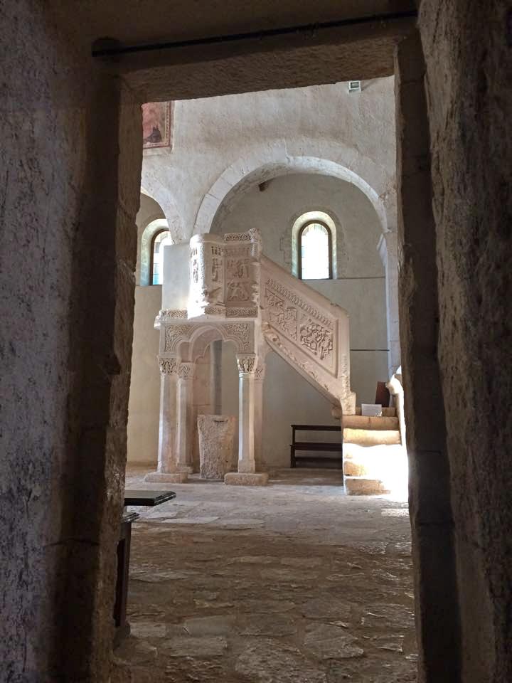 Santa Maria in Valle - ambone - agosto 2015