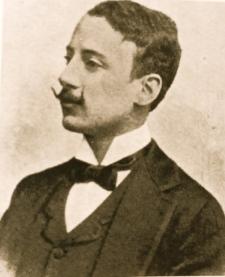 Gabriele d'Annunzio a 26 anni