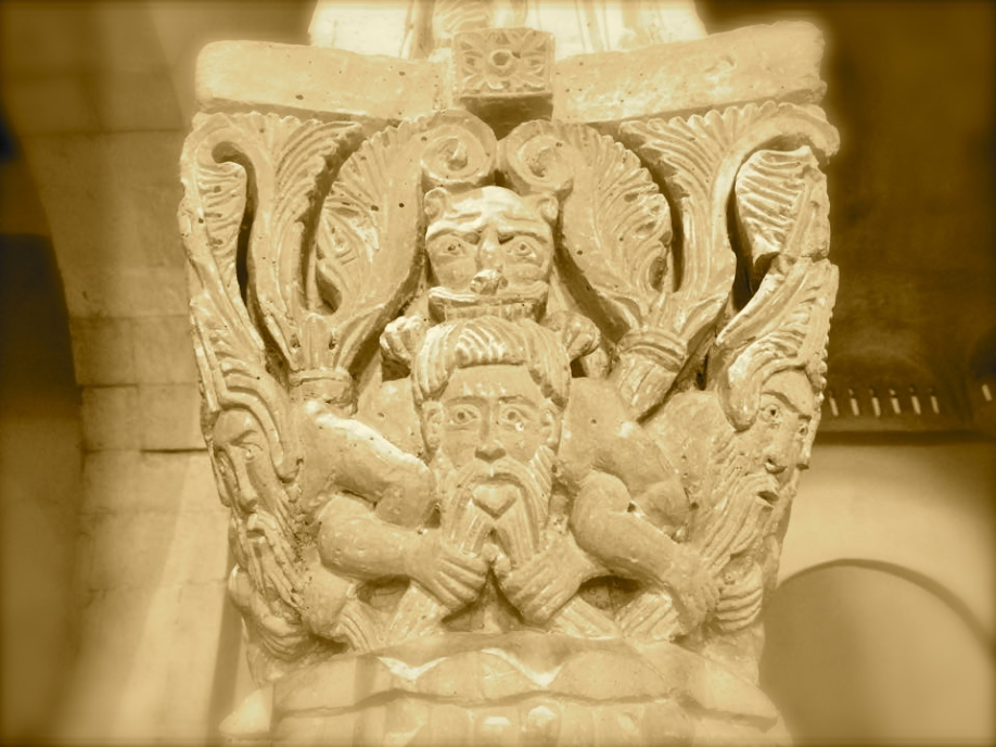 Santa Maria in Valle - dettaglio ciborio - agosto 2015