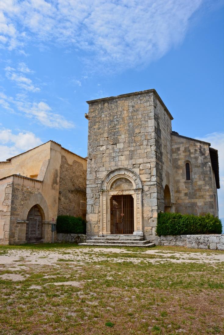 San Pietro in Massa d'Albe - agosto 2015
