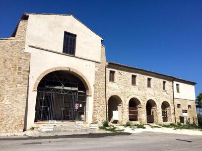 Oratorio Santa Maria delle Grazie, Alanno, agosto 2015
