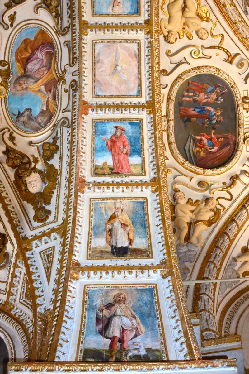 Santa Maria della Corce - Pietranico, agosto 2015