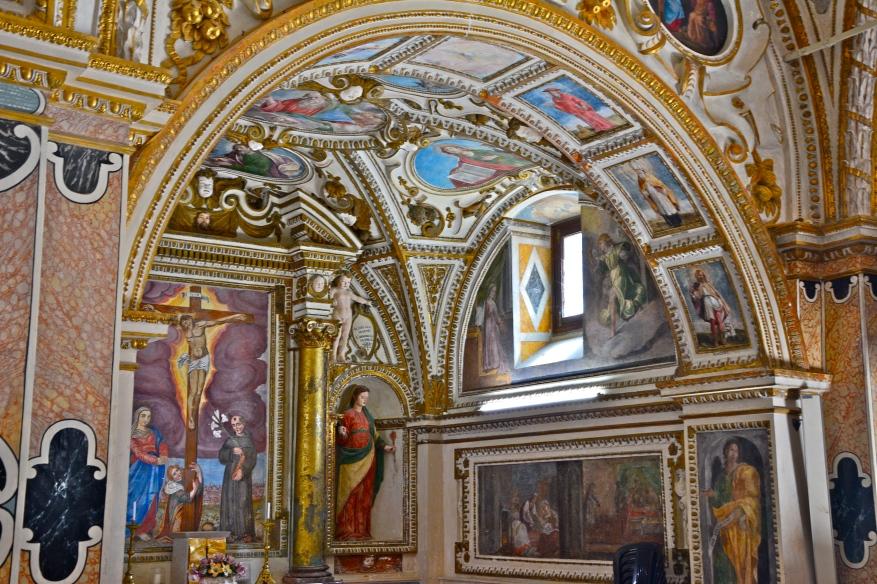 Santa Maria della Croce, Pietranico – agosto 2015