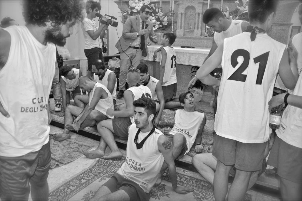 Corsa degli Zingari – Pacentro, settembre 2015