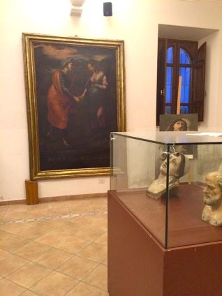 Museo dello Splendore, Giulianova, settembre 2015 (collocazione temporanea)
