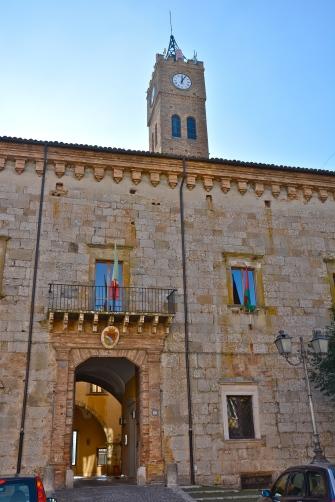 Palazzo Ducale Acquaviva - Atri, novembre 2015