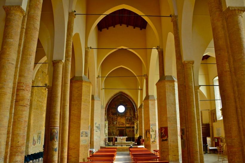 Duomo di Atri - Novembre 2015