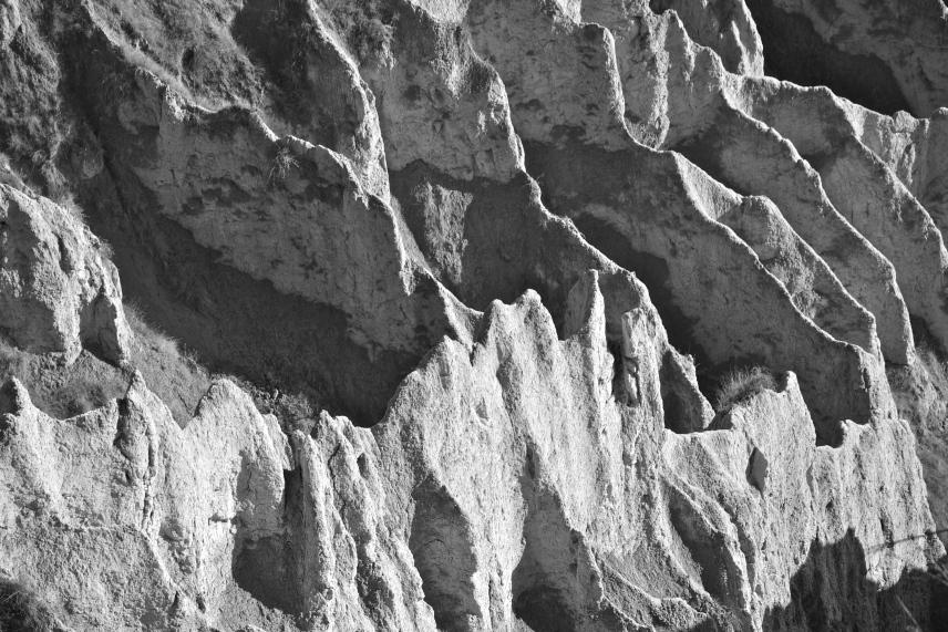 Riserva Naturale dei Calanchi – Atri, novembre 2015