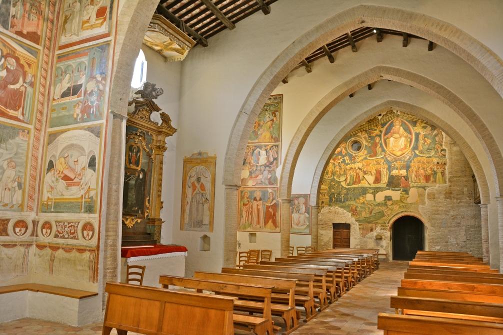 Santa Maria in Piano, Loreto Aprutino, gennaio 2016