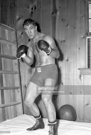 Rocky Marciano (photo/gettyimages)