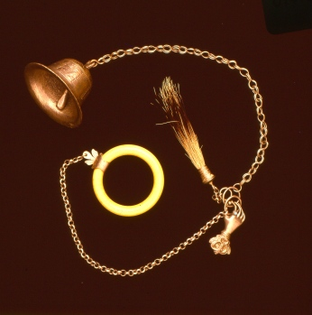 Tasciola, campanella e ciambella, fine '800 – concessione Museo delle Genti d'Abruzzo